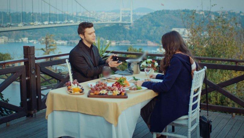 Aşk Ağlatır 12. bölüm 2. fragmanı: Rüzgar, Ada'ya evlenme teklifi ediyor!
