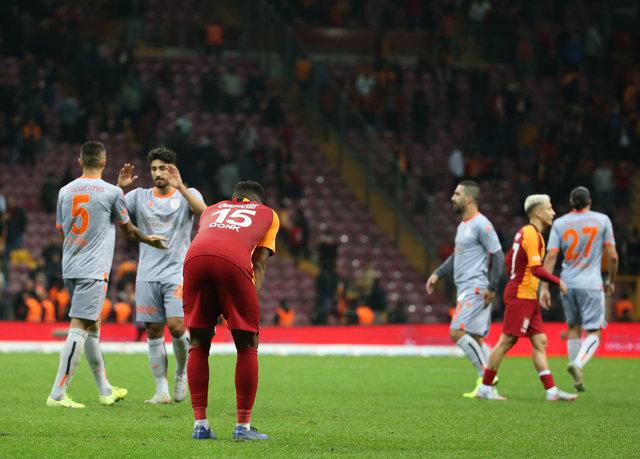 Galatasaray - Başakşehir maçının yazar yorumları