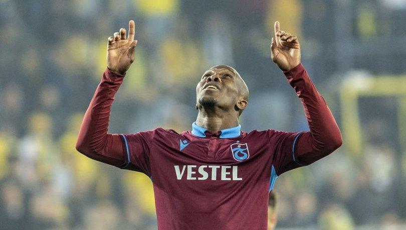 Ankaragücü: 0 - Trabzonspor: 3   MAÇ SONUCU ve MAÇ ÖZETİ