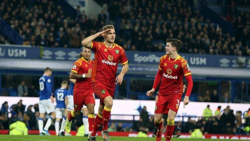 Everton: 0 - Norwich City: 2 | MAÇ SONUCU