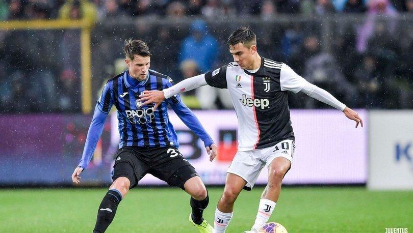 Atalanta: 1 - Juventus: 3 | MAÇ SONUCU