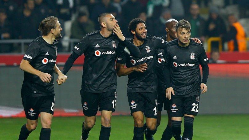 Konyaspor - Beşiktaş maçı