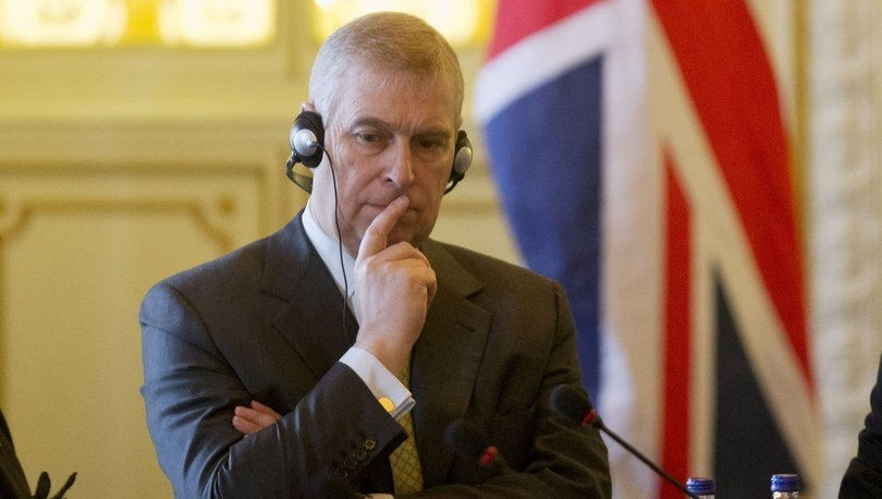 Prens Andrew'un Buckingham'daki ofisi kapanıyor