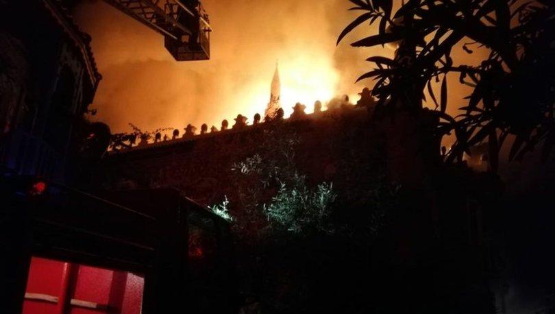 Son dakika... Nefesler tutuldu! Datça'da dört yıldızlı otelde yangın! - Haberler