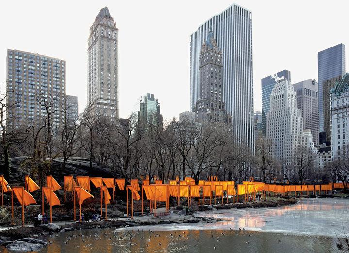 Christo ve Jeanne-Claude - 'The Gates' (2005)