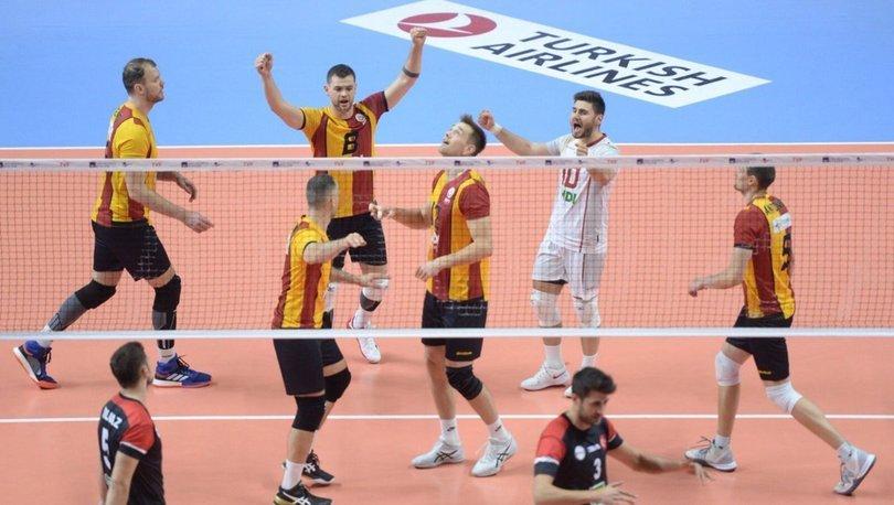 Galatasaray HDI Sigorta: 3 - Spor Toto: 0