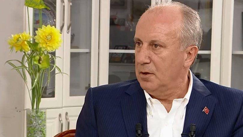 Son dakika! Muharrem İnce: Kılıçdaroğlu'nu kandırmışlar, Kurultay'da anlatacağım