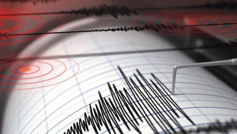 SON DAKİKA! Van'da 3.4 büyüklüğünde deprem! 24 Kasım Son Depremler