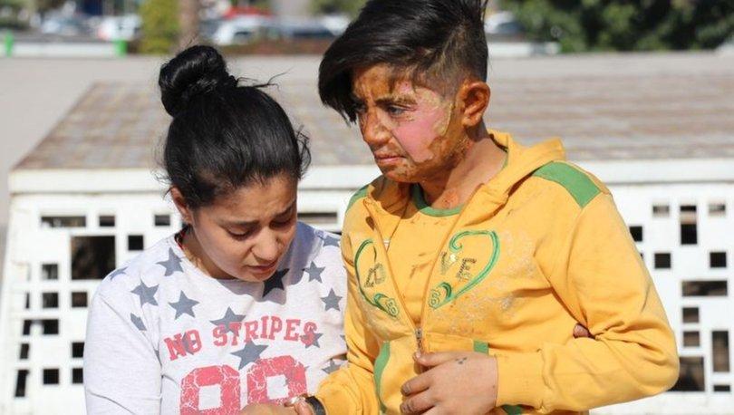 Kendisini ihbar eden genç kızı benzin döküp yaktı - Haberler