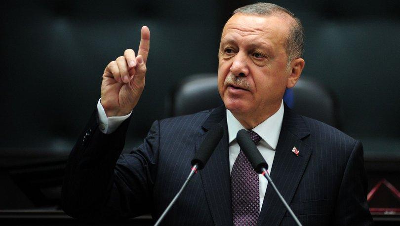 Cumhurbaşkanı Erdoğan'dan kadına yönelik şiddet mesajı: