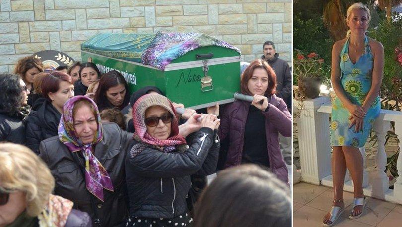 Son dakika... Eskişehir'de satırla katledilen Ayşe'nin tabutunu kadınlar taşıdı! - Haberler