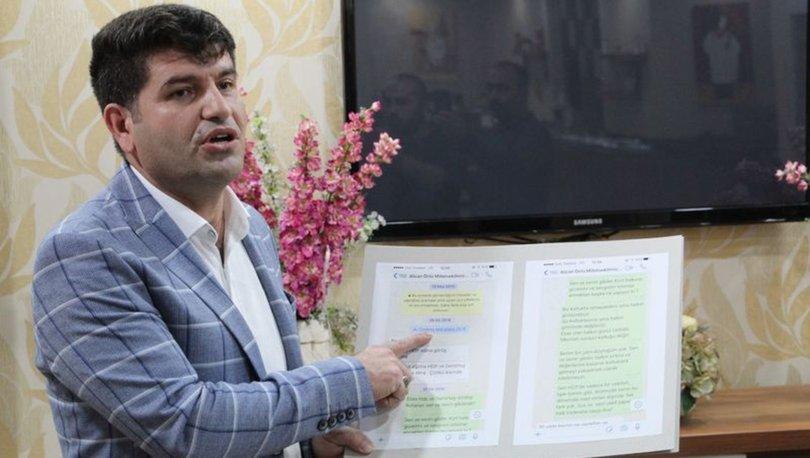 HDP'li eski vekil Mehmet Ali Aslan partisinden istifa etti - Haberler