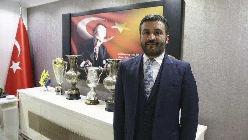 Ankaragücü Kulübü Başkanı Mert: