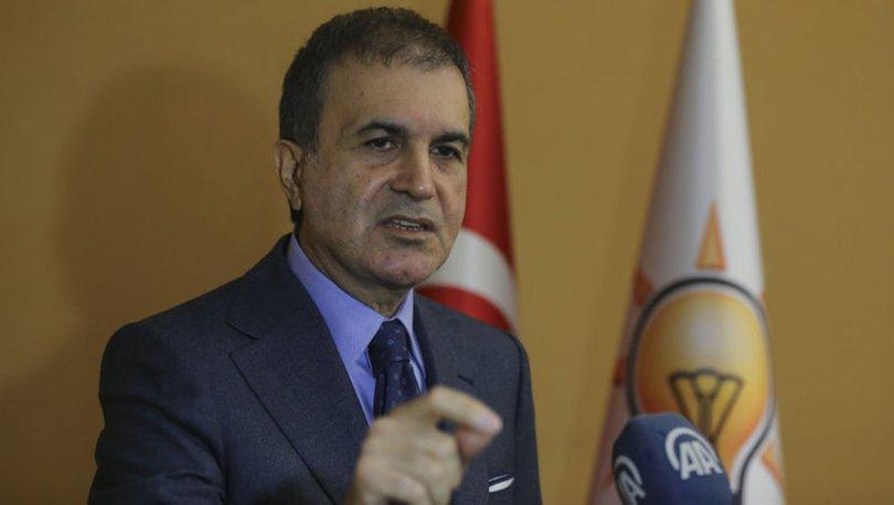 Son dakika! Ömer Çelik'ten CHP'nin iddialarına jet yanıt