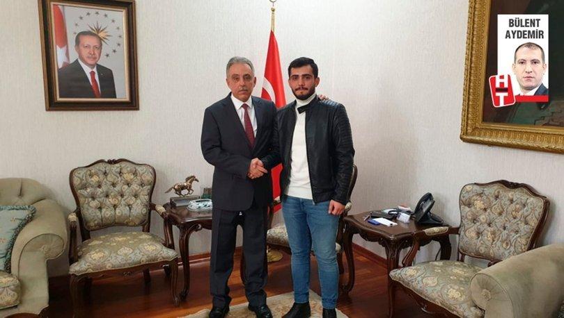 Konya Valisi Cüneyit Orhan Toprak Habertürk'e konuştu