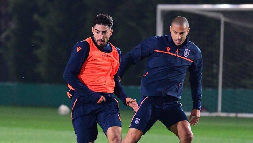 Medipol Başakşehir'de Roma maçı hazırlıkları