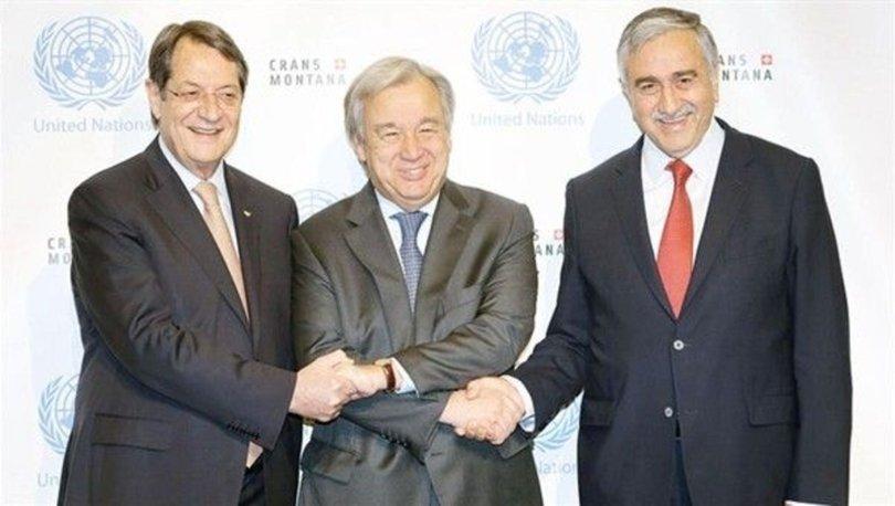 Üçlü gayriresmi Kıbrıs görüşmesi Berlin'de başladı