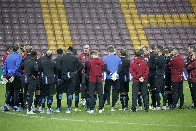 Belçika'dan Galatasaray - Club Brugge maçı analizi!