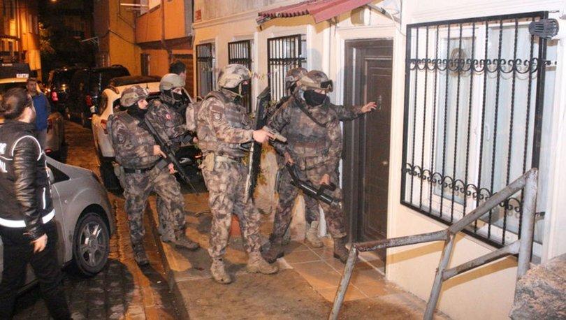 İstanbul'da iki ilçede eş zamanlı uyuşturucu operasyonu