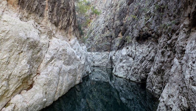 Güngörmez Kanyonu doğa tutkunlarını bekliyor