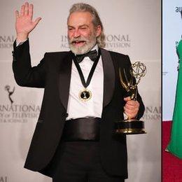 """Bilginer'in """"Emmy"""" gururu..."""