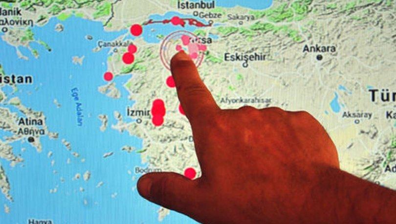 Kandilli Rasathanesi'nin 450, AFAD'ın bin deprem istasyonu var