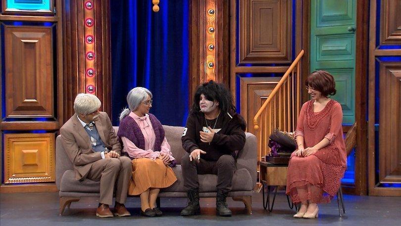 Güldür Güldür Show'da eğlence hız kesmiyor!