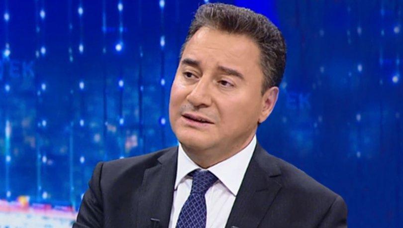 Ali Babacan'dan yeni parti hakkında önemli açıklamalar | Gündem Haberleri