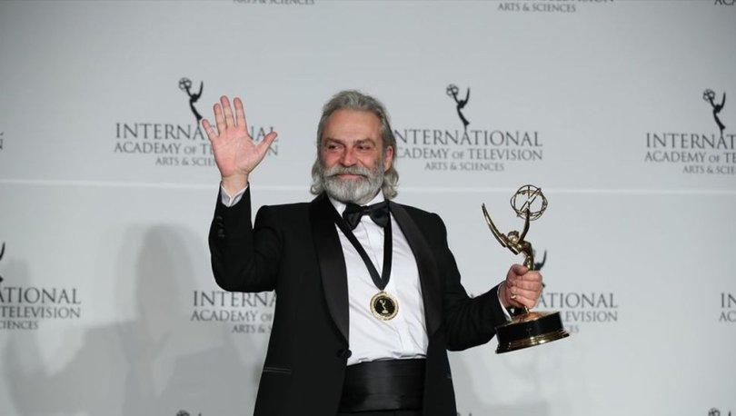 Son dakika... Haluk Bilginer'e Uluslararası Emmy ödülü!