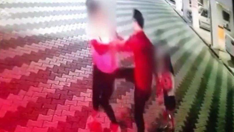 eşini dövdü