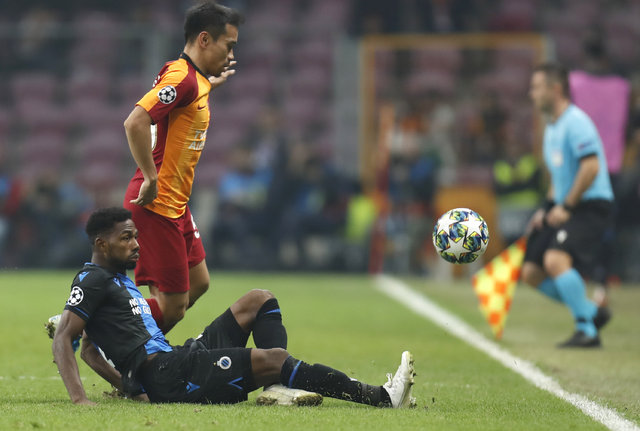 Galatasaray - Club Brugge maçının yazar yorumları