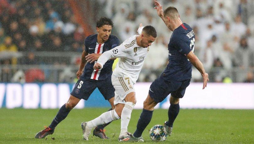 Real Madrid: 2 - PSG: 2 | MAÇ SONUCU