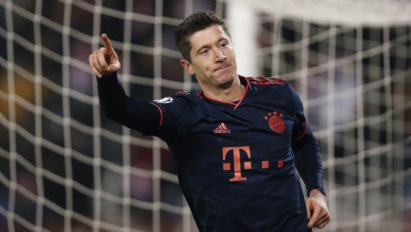 Lewandowski çıldırdı: 15 dakikada 4 gol! Bayern Münih maç sonucu