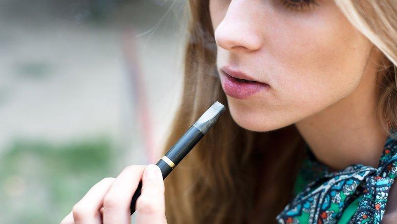 Elektronik sigara doğurganlığa zarar veriyor