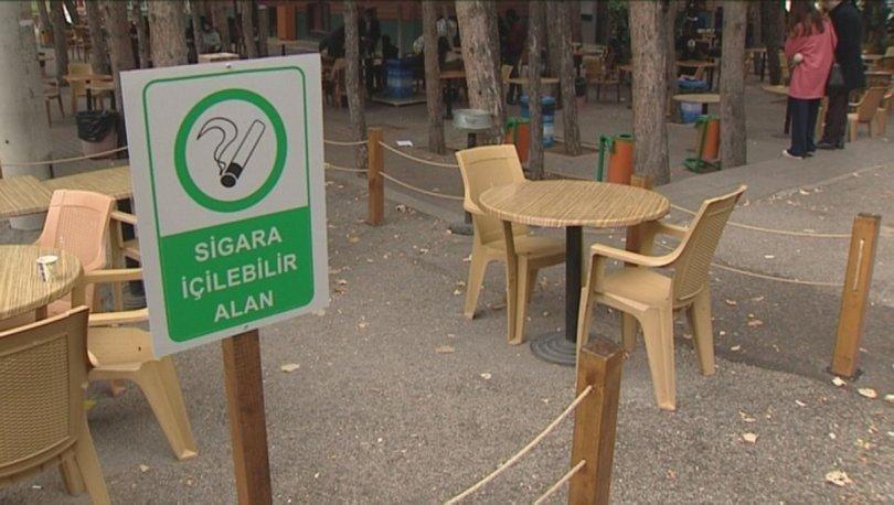 Ankara Üniversitesi kampüslerinde sigara içmek artık yasak! - Haberler