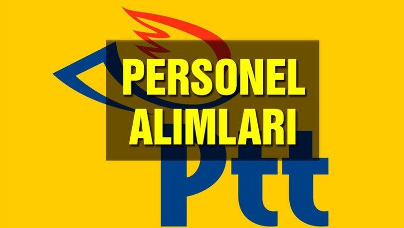 PTT personel alımı başvuru şartları nelerdir? PTT işe alınmada aranacak genel şartlar 2019