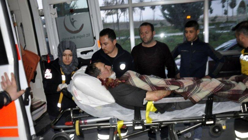 Karaman'da tartıştığı baldızı tarafından boynundan bıçaklandı