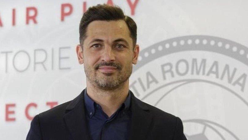 Romanya'nın teknik direktörü Mirel Radoi oldu