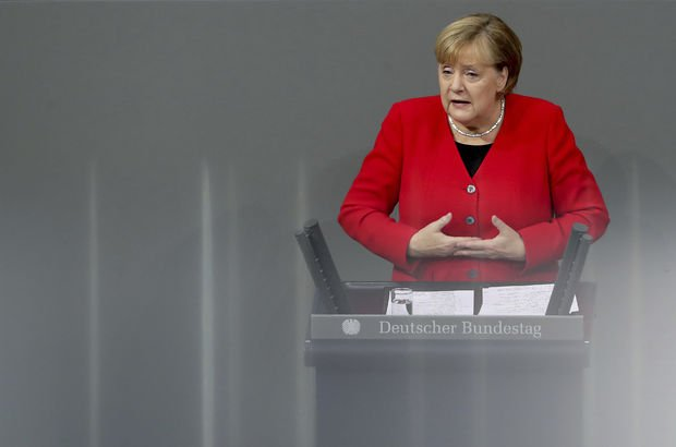 Merkel'den Türkiye çıkışı