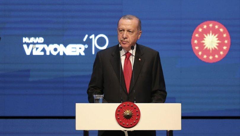 Erdoğan: Firmalardan fiber hat yatırımlarını hızlandırmalarını istiyoruz