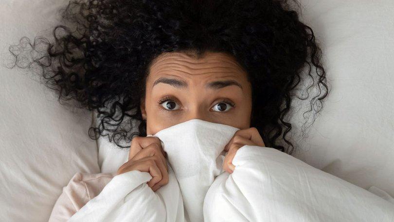 Gece kabus görmek, gündüz korkularla başa çıkmakta faydalı olabilir