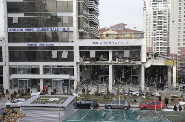 Vergi dairesi önündeki saldırıya 8 müebbet