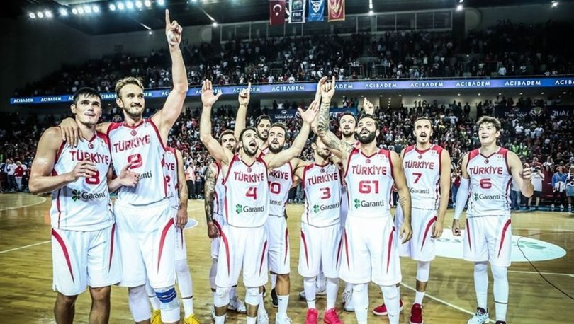 A Milli Erkek Basketbol Takımı