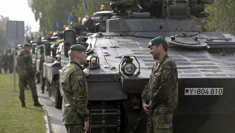 NATO'da PKK krizi