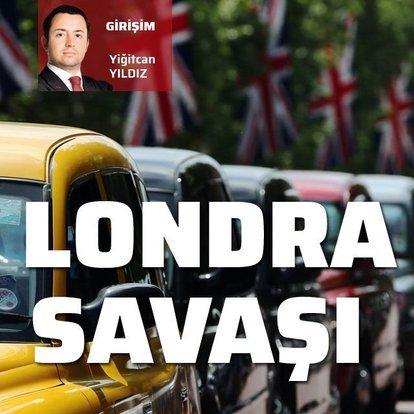 Uber'in rakipleri Londra'ya göz dikti