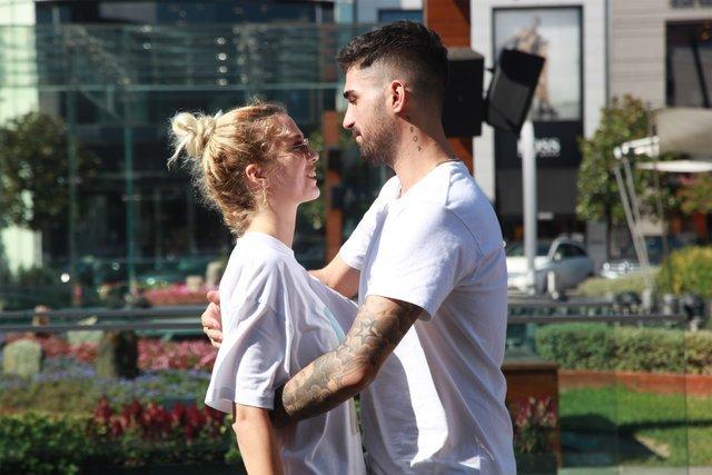 Yasemin Şefkatli-İdo Tatlıses çiftinden aşk dolu paylaşım - Magazin haberleri