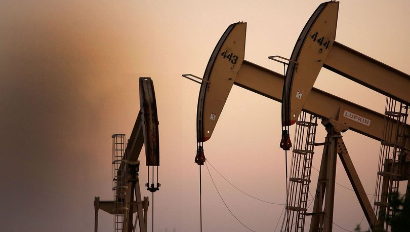 Brent petrolün varili 62,76 dolar