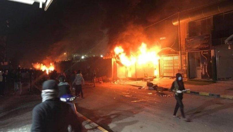 Irak Ordusu Necef kentini giriş çıkışlara kapattı