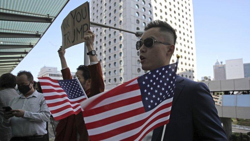 ABD Büyükelçisi Çin Dışişleri'ne çağrıldı