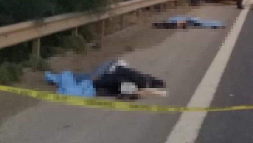 Son dakika... Lastik değiştiren 4 kişiye TIR çarptı: 3 ölü, 1 yaralı! - Haberler